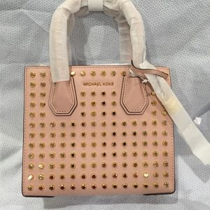 Michael Kors Studio Mercer Stud and Grommet NWT